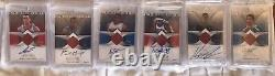 06-07 Exquisite Basketball Complete Set All 3+ Color Patches. Jordan Kobe Lebron