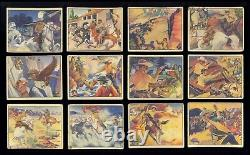1940 Gum Inc Lone Ranger 50% Complete Set (24/48) Priced Right Great Color