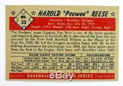 1953 Bowman Color Baseball Complete Set in Binder (160) Avg Ex Mantle