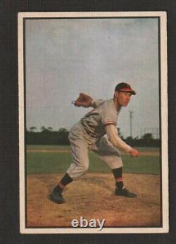 1953 Bowman Color Complete Set 160 Cards Mostly VG/EX EX