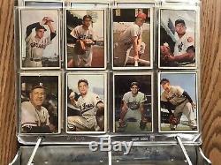 1953 Bowman Color Near Complete Set (127)! READ DESCRIPTION FOR MISSING