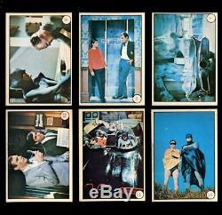 1966 Batman Color O Pee Chee Complete Set 55/55