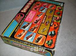 1973 Smash Up Derby Set Multi-Color Edition Complete Kenner SSP