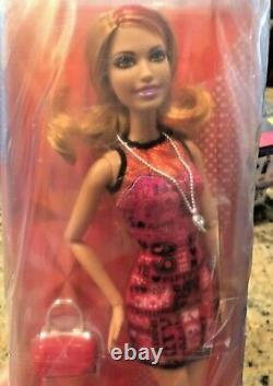 2012 Barbie Fashionistas WAVE 07 Colors Edition Articulated COMPLETE SET DOLLS