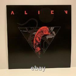 2017 Mondo Limited Edition Alien Complete Soundtrack 4 Color Vinyl Box Set