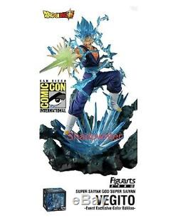 2020 Sdcc Dragon Ball Figuarts Event Excl Color Edtn Complete Set Plus Confirmed