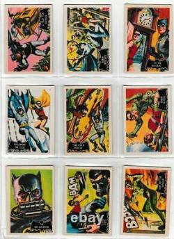 A&BC'Batman (Fan Club)' (1966) Complete Set