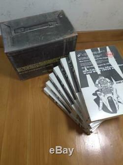 AKIRA all color version 1-6 Comic Complete Set Katsuhiko Otomo Japanese manga