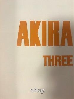 AKIRA all color version 1 6 Comic Complete Set Katsuhiko Otomo Japanese manga