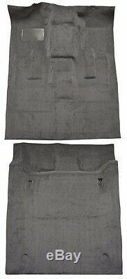 Acc 2000-06 Chevy Suburban 4-dr Complete Carpet Set Rug Choose Color