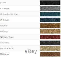 Acc 76-83 Jeep Cj5 Complete Molded Carpet Rug Set Choose Color