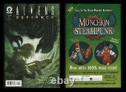 Aliens Defiance Comic Full Set 1-2-3-4-5-6-7-8-9-10-11-12 Lot Colonial Marines