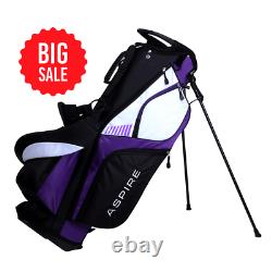 Aspire XD1 Womens Complete Right Handed Golf Club Package Set 3 Color Options