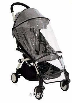 BABYZEN YOYO+ Complete Stroller with Newborn Nest & Seat Color Pack Fabric Sets