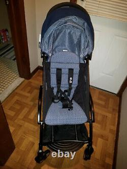 Babyzen Yoyo Stroller with Newborn Pack 0+ and Color Pack 6+. COMPLETE SET