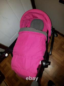 Babyzen Yoyo+ Stroller with Newborn Pack 0+ and Color Pack 6+. COMPLETE SET