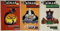 Batman The Long Halloween #1-13 (1996 DC) VF/NM Complete Set Jeph Loeb Tim Sale
