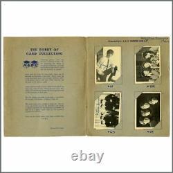Beatles 1964/1965 A&BC Bubble Gum Cards Series 1, 2 & Colour Complete Set (UK)