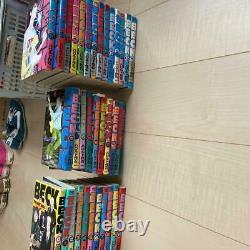 Beck Vol. 1-34 set Manga Comics Shonen manga Harold Sakuishi Complete set