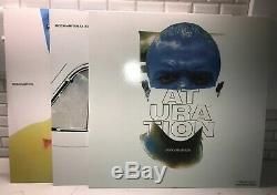 Brockhampton Saturation Trilogy 6 LP Vinyl Record Set Complete Color Variant