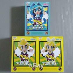 COMPLETE SET Cartoon Color 2020 TOONIZE Vocaloid Miku Len Rin DHL or FEDEX Free