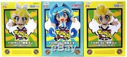 COMPLETE SET Cartoon Color 2020 TOONIZE Vocaloid Miku Len Rin Figure Prize Japan