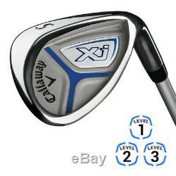 Callaway Junior XJ1 Complete Golf Set 2018 Choose Color & Dexterity