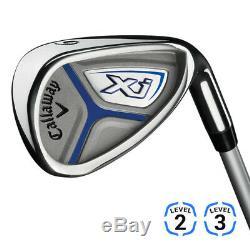 Callaway Junior XJ3 Complete Golf Set 2018 Choose Color & Dexterity