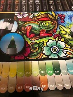 Chameleon Art Products, Chameleon Color Tones Complete Set 52 Pens A10