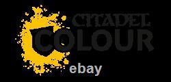 Citadel Colour Complete Contrast Paint Set Games Workshop Warhammer