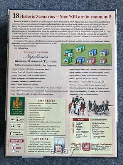 Command & Colors Napoleonics Complete Set, base game + all expansions New