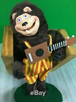 Complete Set Of Rock-afire Sway Animatronic Characters by RG Jubilee