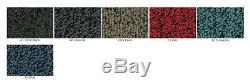 Complete Tuxedo Replacement Carpet Foam Backing fits Corvette C1 Choose Color