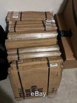 Complete set 320lb Rogue Color LB Training 2.0 Plates (2) 25-35-45-55lb DALLAS