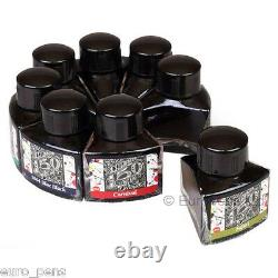 Diamine Glass Bottled Ink (40ml) For Fountain Pens -150th Anniversary Collection