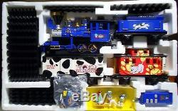 Disney 102 Dalmations Train Set G Gauge New Rare
