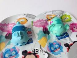 Disney Tsum Tsum Store Exclusive Color Pop Complete Set Of 20 Golden Stitch