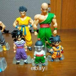 Dragon Ball Z Figure HG 20 Color Full Complete DG Dracap Z Warrior Set OP BANDAI
