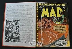EC Library Complete MAD Color 4 Vol Set With Slipcase Cover Cards #1-23 1985