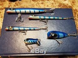 Eppinger WOOD baits. Complete Color SET