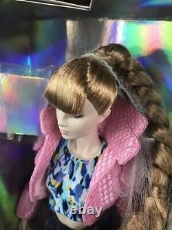 Fashion Royalty Integrity Toys Color Infusion Crushing It! Complete Doll Set