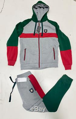 Gucci Sweatsuit Top And Bottom Brand New Complete Set Free Shipping Matching Set