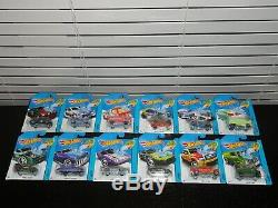 Hot Wheels 2014 Color Shifters 1-48 Complete Set 47 Total Diecast No #26