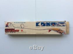 Hot Wheels Redline Flying Colors Speed Stunter Yr 1 Set Box Car Insert Complete