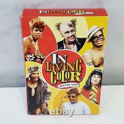 In Living Color DVD Complete Series Boxed Sets Rare Find! Seasons 1 2 3 4 5