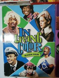 In Living Color Like New, Seasons 1- 5 Complete set