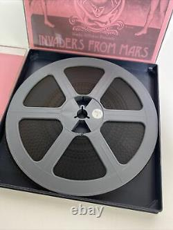Invaders From Mars Super 8 Red Fox Mid-West Film Complete Set of 4 Reels 1950s