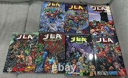 JLA TPB (DC 1997-2006) Complete Set Vol. 1-19 Morrison/Porter/Waid/Hitch/Johns