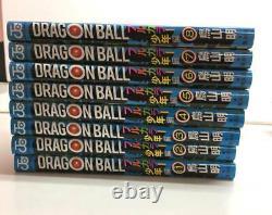 JP Akira Toriyama manga Dragon Ball Full color Shonen-hen 18 Complete Set