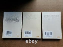Joan of Arc Book I, II & III Graphic Novels COMPLETE SET by Yoshikazu Yasuhiko